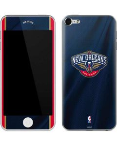 New Orleans Pelicans Jersey Apple iPod Skin