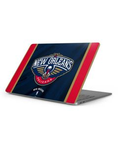 New Orleans Pelicans Jersey Apple MacBook Pro 16-inch Skin