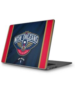 New Orleans Pelicans Jersey Apple MacBook Pro 17-inch Skin
