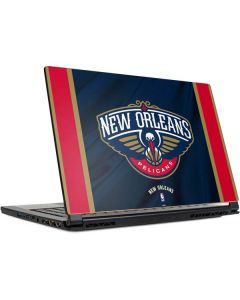 New Orleans Pelicans Jersey MSI GS65 Stealth Laptop Skin