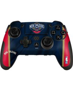 New Orleans Pelicans Jersey PlayStation Scuf Vantage 2 Controller Skin