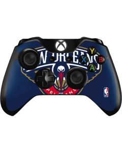 New Orleans Pelicans Large Logo Xbox One Controller Skin