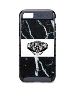 New Orleans Pelicans Marble iPhone 7 Cargo Case