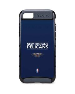 New Orleans Pelicans Standard - Blue iPhone 7 Cargo Case