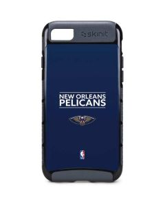 New Orleans Pelicans Standard - Blue iPhone 8 Cargo Case
