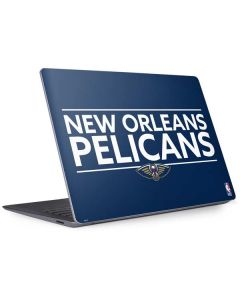 New Orleans Pelicans Standard - Blue Surface Laptop 3 13.5in Skin