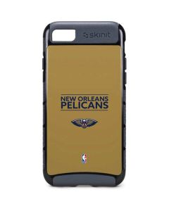 New Orleans Pelicans Standard - Gold iPhone 7 Cargo Case