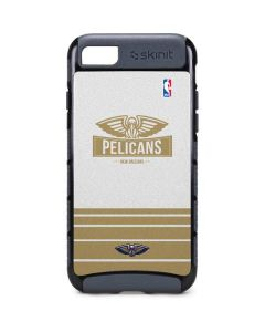 New Orleans Pelicans Static iPhone 8 Cargo Case