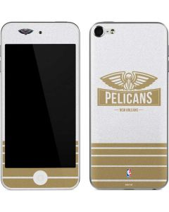 New Orleans Pelicans Static Apple iPod Skin