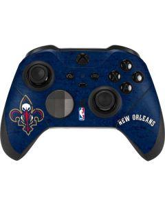 New Orleans Pelicans Xbox Elite Wireless Controller Series 2 Skin