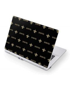 New Orleans Saints Blitz Series Acer Chromebook Skin