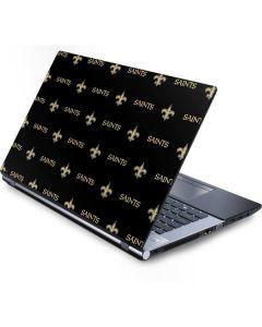 New Orleans Saints Blitz Series Generic Laptop Skin