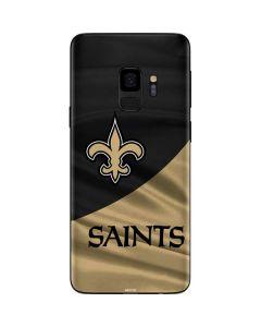New Orleans Saints Galaxy S9 Skin