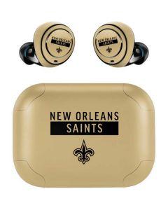 New Orleans Saints Gold Performance Series Amazon Echo Buds Skin
