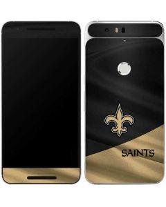 New Orleans Saints Google Nexus 6P Skin