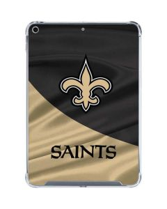 New Orleans Saints iPad 10.2in (2019-20) Clear Case