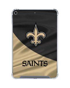 New Orleans Saints iPad Mini 5 (2019) Clear Case