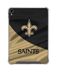New Orleans Saints iPad Pro 11in (2018-19) Clear Case