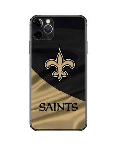 New Orleans Saints iPhone 11 Pro Max Skin