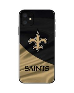 New Orleans Saints iPhone 11 Skin