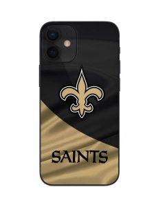 New Orleans Saints iPhone 12 Mini Skin