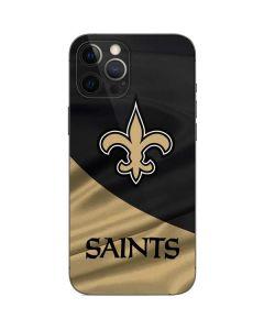 New Orleans Saints iPhone 12 Pro Skin