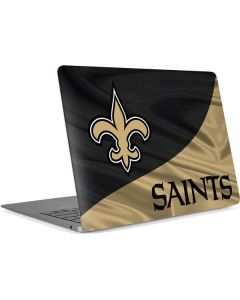 New Orleans Saints Apple MacBook Air Skin