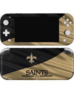 New Orleans Saints Nintendo Switch Lite Skin