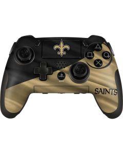 New Orleans Saints PlayStation Scuf Vantage 2 Controller Skin