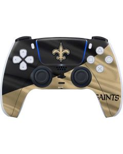 New Orleans Saints PS5 Controller Skin