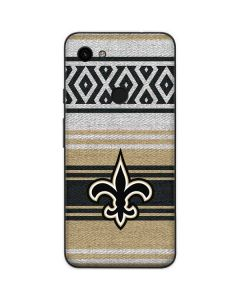 New Orleans Saints Trailblazer Google Pixel 3a Skin