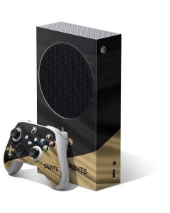 New Orleans Saints Xbox Series S Bundle Skin