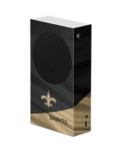 New Orleans Saints Xbox Series S Console Skin
