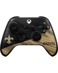 New Orleans Saints Xbox Series X Controller Skin