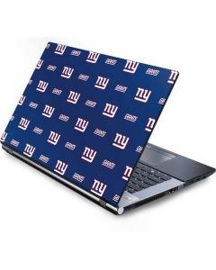 New York Giants Blitz Series Generic Laptop Skin