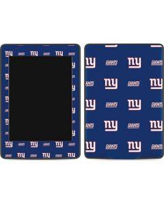 New York Giants Blitz Series Amazon Kindle Skin