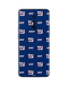 New York Giants Blitz Series OnePlus 7 Pro Skin