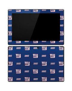New York Giants Blitz Series Surface RT Skin