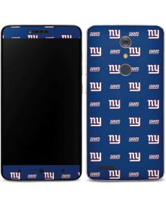 New York Giants Blitz Series ZTE ZMAX Pro Skin