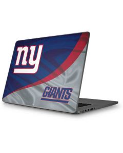 New York Giants Apple MacBook Pro 17-inch Skin