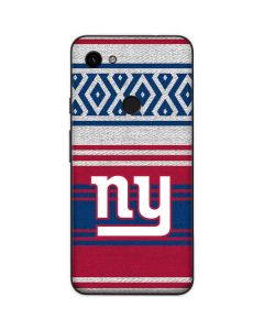 New York Giants Trailblazer Google Pixel 3a Skin