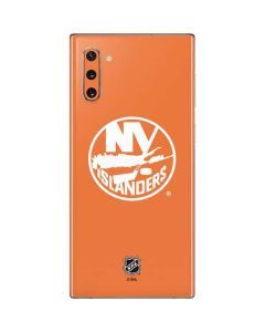 New York Islanders Color Pop Galaxy Note 10 Skin