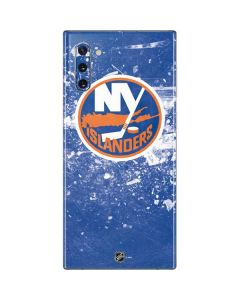 New York Islanders Frozen Galaxy Note 10 Skin