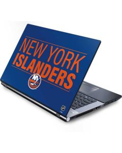 New York Islanders Lineup Generic Laptop Skin