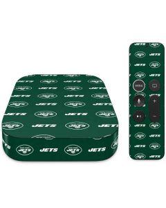New York Jets Blitz Series Apple TV Skin