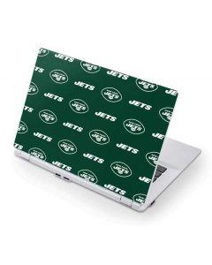 New York Jets Blitz Series Acer Chromebook Skin