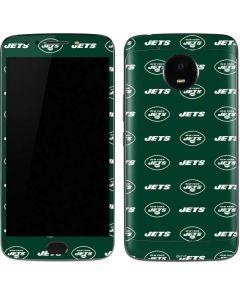 New York Jets Blitz Series Moto E4 Plus Skin