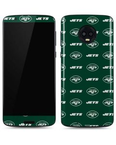 New York Jets Blitz Series Moto G6 Skin