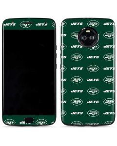 New York Jets Blitz Series Moto X4 Skin
