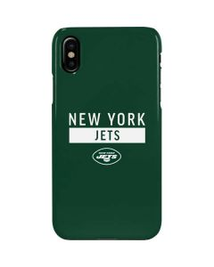 New York Jets Green Performance Series iPhone XS Max Lite Case
